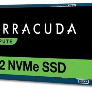 SEAGATE BARRACUDA 510 SSD 1TB ZP1000CM3A001 PCIe GEN3 X4 NVME M2 3.400MB/S OKUMA 2.000MB/S YAZMA HIZI