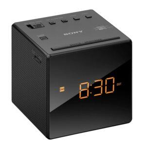 Sony Icfc1B.Ce7 Alarm Saatli Radyo Siyah