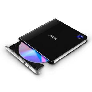 ASUS SBW-06D5H-U HARİCİ İNCE BLU-RAY YAZICI M-DİSC USB TYPE-C VE TYPE-A DESTEKLİ SİYAH