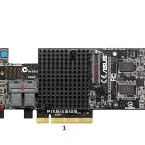 ASUS PIKE II 3108-8I/16PD/2G SERVER CARD