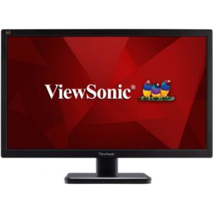 21.5 VIEWSONIC VA2223-H FHD 200 NITS 5MS LED D-SUB+HDMI VESA SIYAH MONITOR