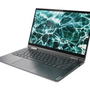 """Lenovo Yoga C740 81Tc000Vtx Intel i7-10510U 8GB 512Gb SSD Intel UHD Graphics 14"""" FHD Notebook"""