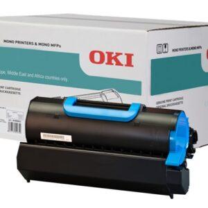 OKI 44844407 MAVI DRUM / C822